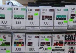 Le Michigan est le premier État fédéral à interdire les cigarettes électroniques aromatisées