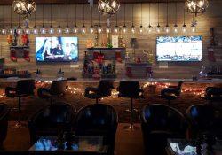 Pasha propose une cuisine libanaise à côté de Smokers 'Lounge Cloud9 By Pasha