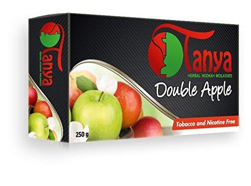 Goût de chicha double pomme