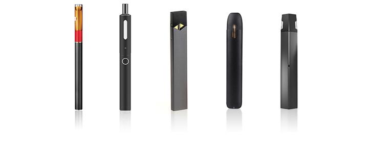 Systèmes électroniques de distribution de nicotine