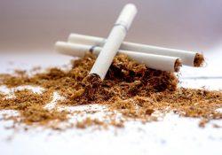 Couverture de la loi sur le tabac