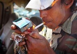 Le référendum bloquerait l'interdiction de vente de tabac aromatisé en Californie