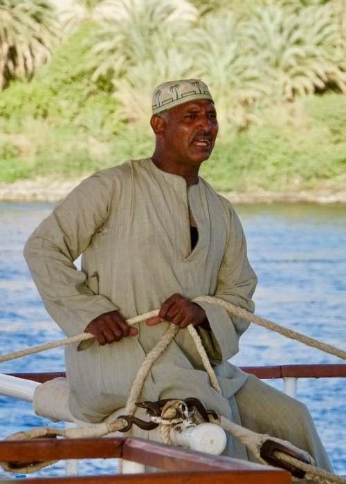 Égypte: Naviguer sur le Nil, partie 1 par Gerry Feehan 6
